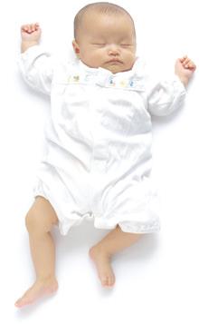 赤ちゃんも安心安全